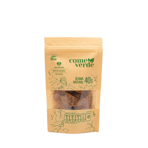 JICAMA NATURAL  COME VERDE 40 G
