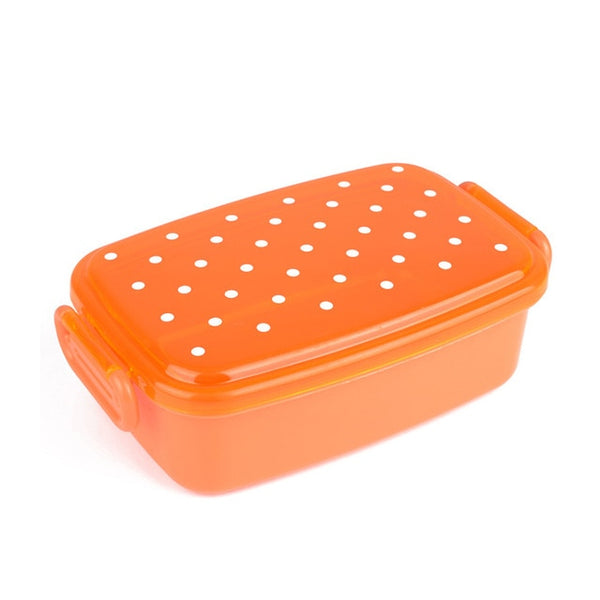 Mini Lunch Box Cute Animal Japanese Double-layer Lunch Box Children's Lunch Box Microwave Box