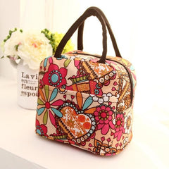 New Portable Insulated Thermal Cooler Bento Lunch Box Tote Picnic Storage Bag Pouch Lunch Bags
