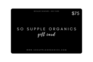 So Supple E-gift card