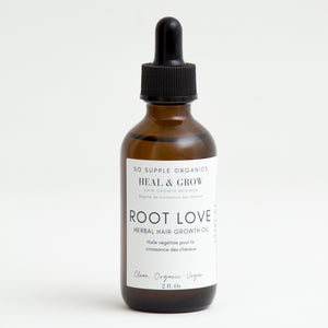 ROOT LOVE Herbal Hair Growth Oil