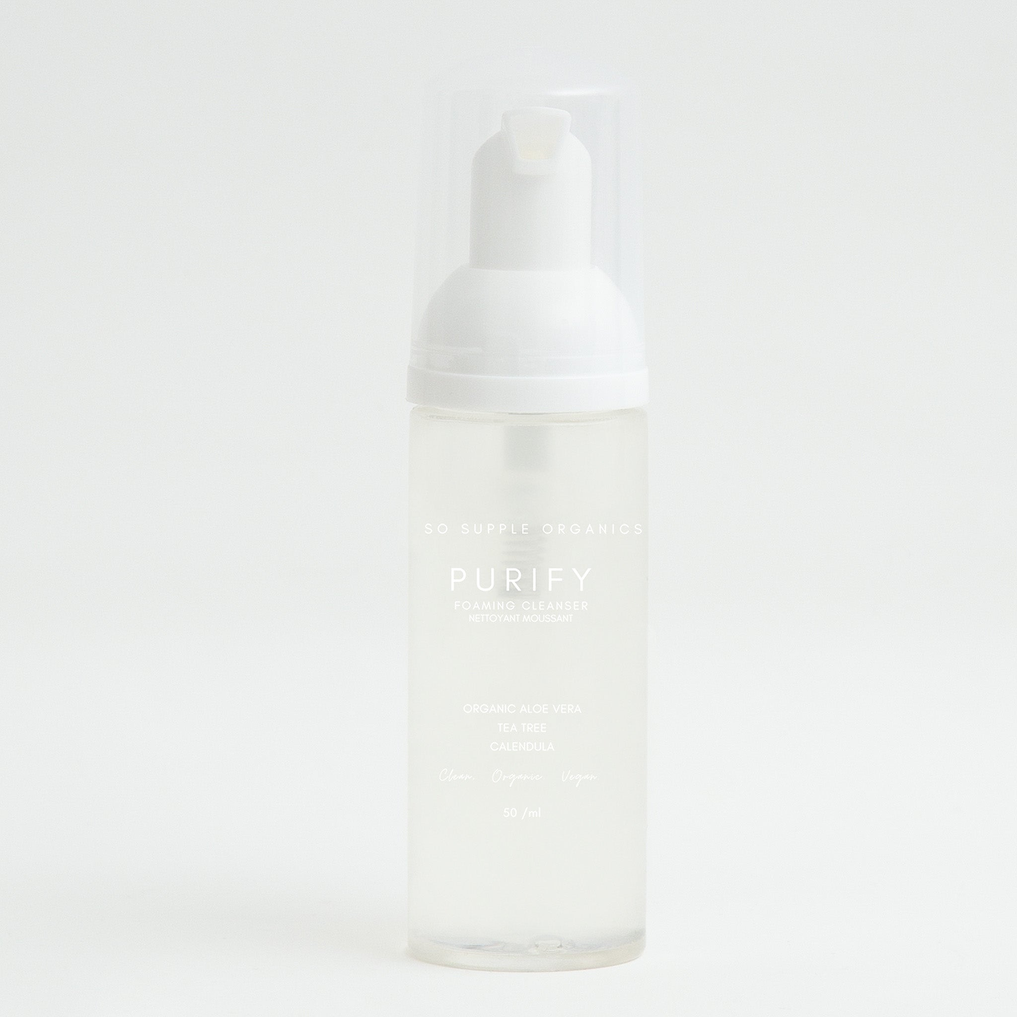 PURIFY Foaming Cleanser