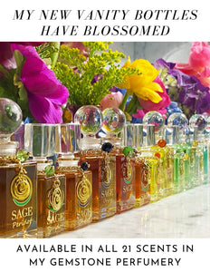 Fall in Love with my New Vanity Bottles and the History of Perfume