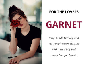 For the Lovers- Garnet Perfume