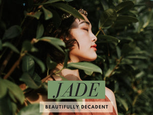 Jade Perfume, Beautifully Decadent