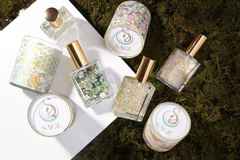 Shop All Gemstone Perfume Gift Sets by Sage