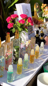 Shop All Gemstone Perfume Oils by Sage