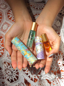 Shop All Signature Gemstone Perfume Oil Roll-Ons by Sage