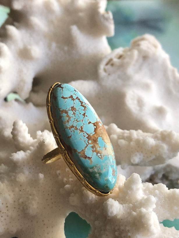 One of a Kind Gold Rings by Sage