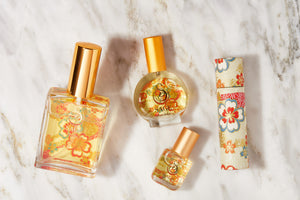 Amber Gemstone Perfume Collection by Sage
