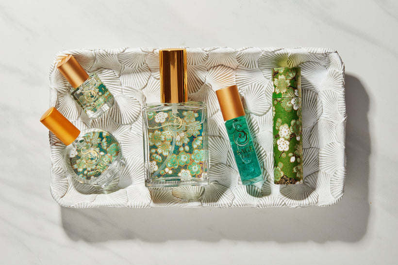 Sage Gemstone Perfume Collection by Sage