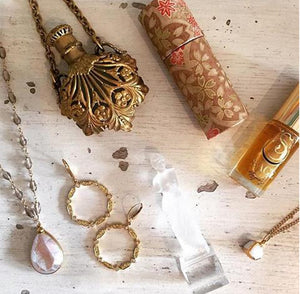 Topaz Gemstone Perfume Collection by Sage