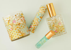 Turquoise Gemstone Perfume Collection by Sage