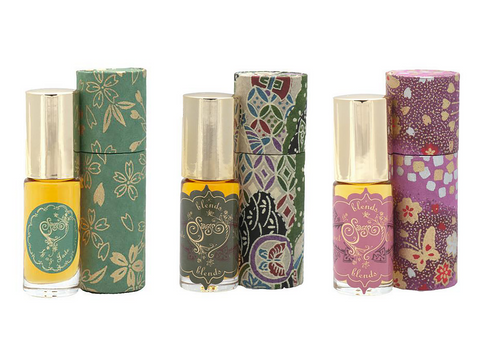 Dark Floral Perfumista Gift Set by Sage - The Sage Lifestyle