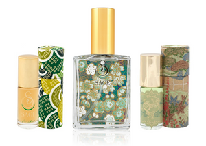Fresh Perfumista Gift Set by Sage - The Sage Lifestyle