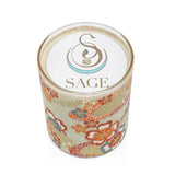 Amber 6 oz Soy and Coconut Candle by Sage