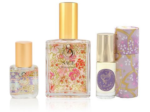 Light Floral Perfumista Gift Set by Sage - The Sage Lifestyle