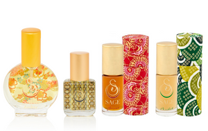 Earthy Perfumista Gift Set by Sage - The Sage Lifestyle