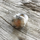 Druzy Agate Ring by Sage Machado, One of a kind Druzy Ring by Sage DR6 - The Sage Lifestyle