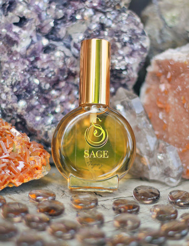 Topaz Eau de Toilette Mini by Sage - Niche Perfume - Vegan Perfume - The Sage Lifestyle