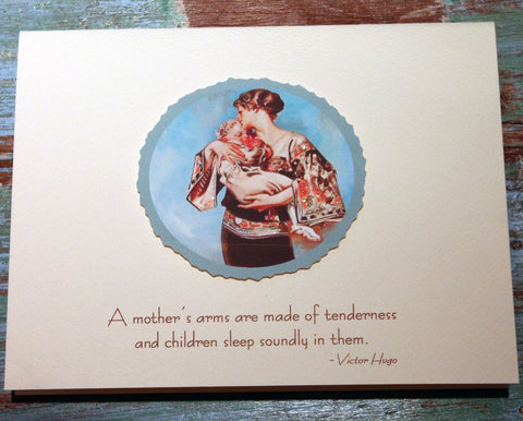 Mother Greeting Card at The Sage Lifestyle
