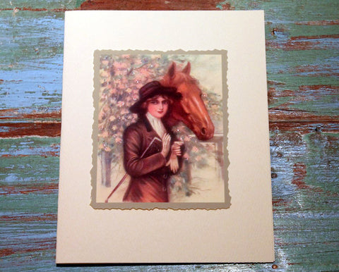 The Equestrian Greeting Card at The Sage Lifestyle - The Sage Lifestyle