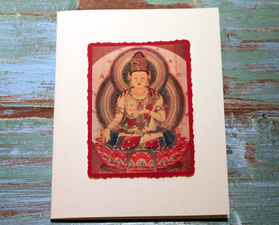 Kokuzo Greeting Card at The Sage Lifestyle - The Sage Lifestyle