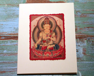 Kokuzo Greeting Card at The Sage Lifestyle