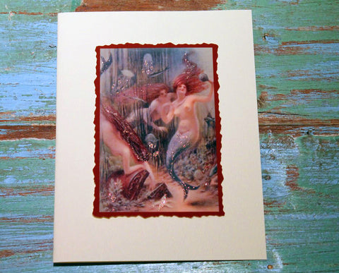 Mermaids Greeting Card at The Sage Lifestyle