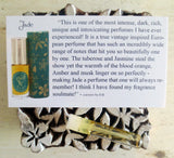 Darker Gemstone Palette Perfume Oil Sample Gift Set by Sage - Niche Perfume - Vegan Perfume