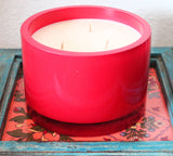 Sage Garnet Candle - Holiday Limited Edition Candle by Sage