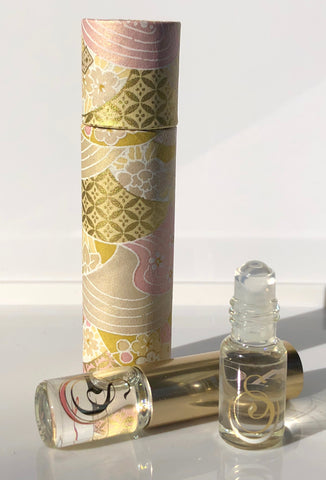 Diamond and Pearl Dual Roll-On Perfume Oil by Sage - Niche Perfume - Vegan Perfume