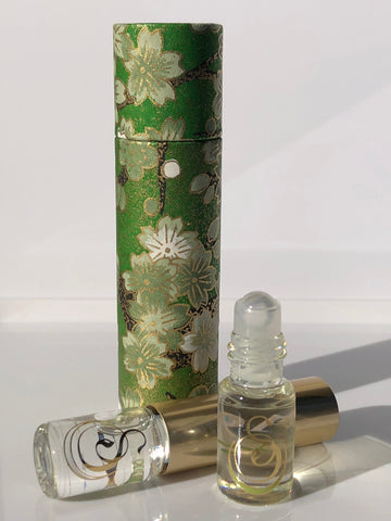Sage and Diamond Dual Roll-On Perfume Oil by Sage - Niche Perfume - Vegan Perfume