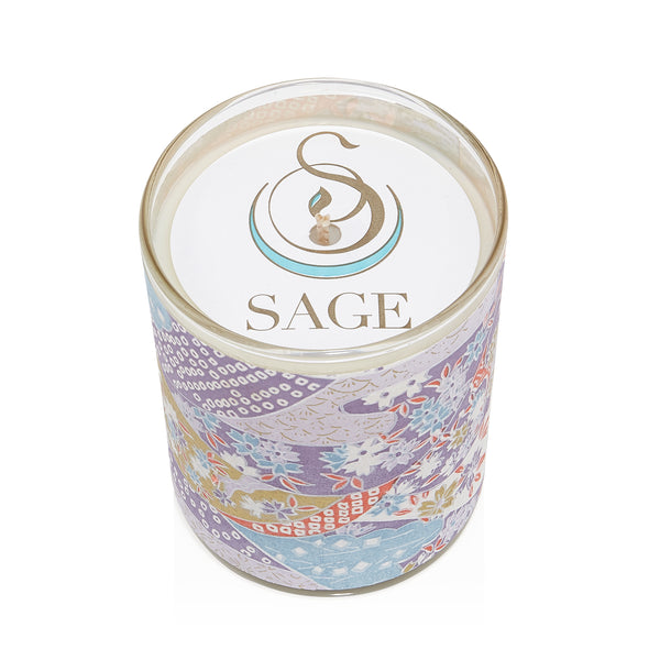 Moonstone 6 oz Luxury Candle by Sage - The Sage Lifestyle