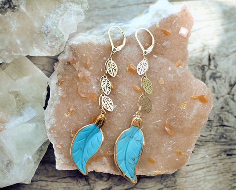 Oceana Earrings - Mermaid Soul by Sage