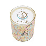 Pearl 6 oz Soy and Coconut Candle by Sage