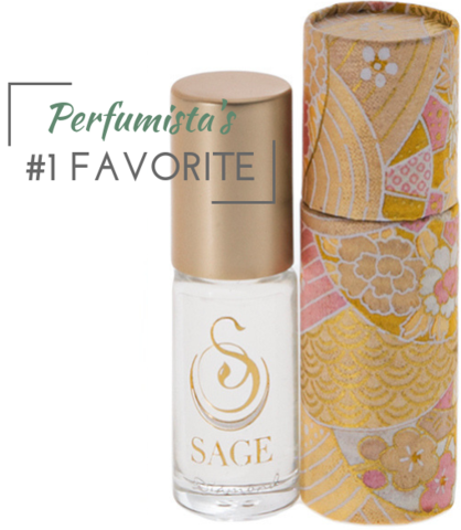 PERFUMISTA ~ Diamond Gemstone Perfume Gift Set by Sage - The Sage Lifestyle