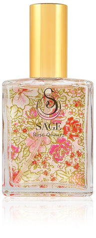 Rose Quartz Perfume Eau de Toilette by Sage - The Sage Lifestyle