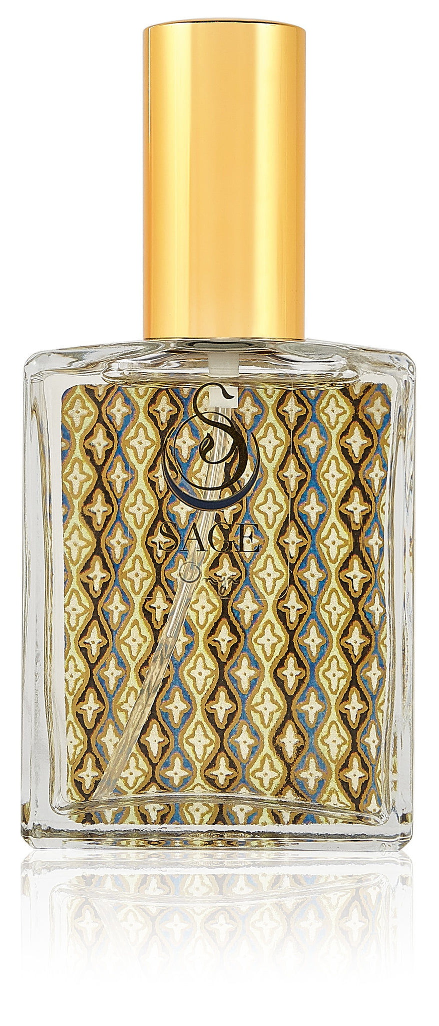 Onyx 2oz Perfume Eau de Toilette by Sage - The Sage Lifestyle