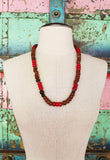 Keyuri One of a kind Vintage Tibetan Necklace by Sage - The Sage Lifestyle