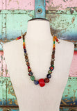 Hariti One of a kind Vintage Tibetan Necklace by Sage - The Sage Lifestyle