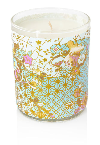 Turquoise 6 oz Luxury Candle by Sage - The Sage Lifestyle