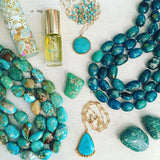 Turquoise Perfume Oil by Sage - Niche Perfume - Vegan Perfume - The Sage Lifestyle