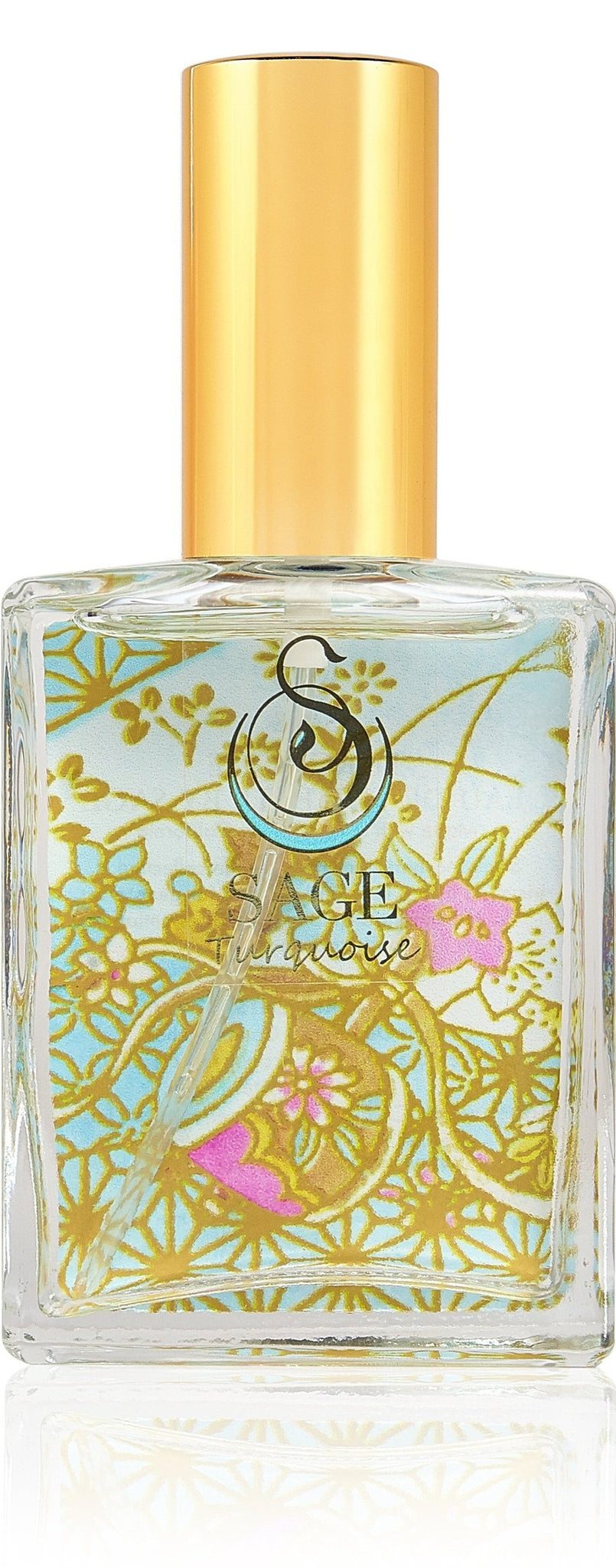 Turquoise Perfume Eau de Toilette by Sage - The Sage Lifestyle