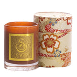 Amber Candle by Sage - Natural Candles - Vegan Perfume - The Sage Lifestyle