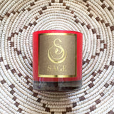 Sage Coral Candle - Coral Candle by Sage