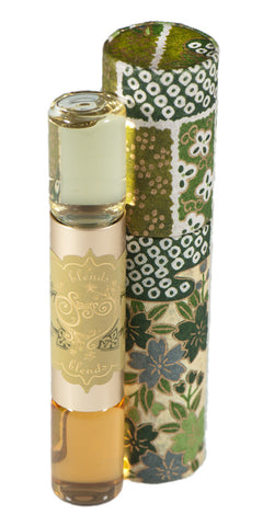 Onyx and Peridot Eau de Parfum Dual Roll-on