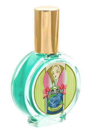 Eau de Toilette Turquoise Bottle without Box