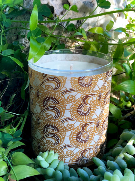 Diamond 6 oz Luxury Candle by Sage - The Sage Lifestyle