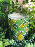 Peridot 6 oz Soy and Coconut Candle by Sage